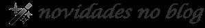 novidades - banner