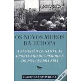 Os novos Muros da Europa, de Carlos Santos Pereira
