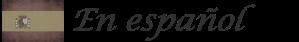 en español - banner