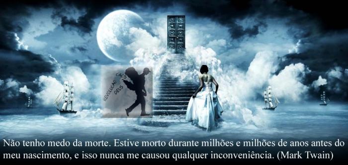 Stairway to Heaven - mark twain - estreito